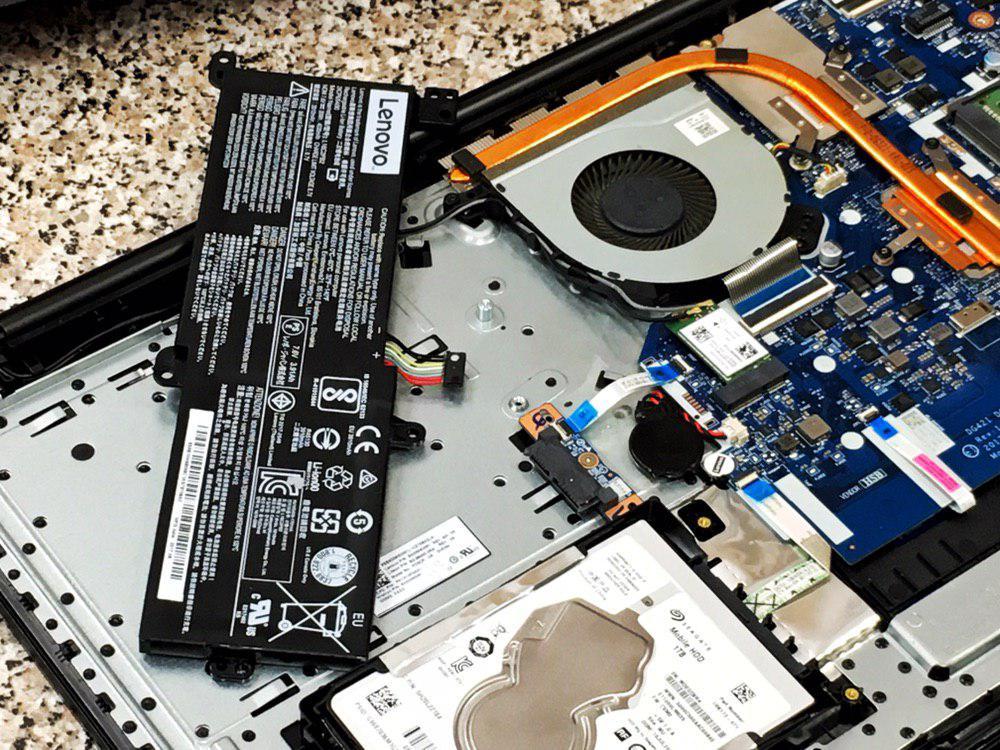 Ремонт ноутбуков Lenovo в Виннице